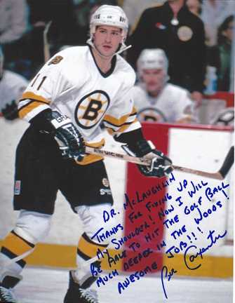 Bobby Carpenter is an American ice hockey formal professional player.