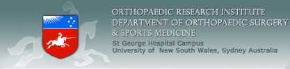 Orthopedic Research Institute