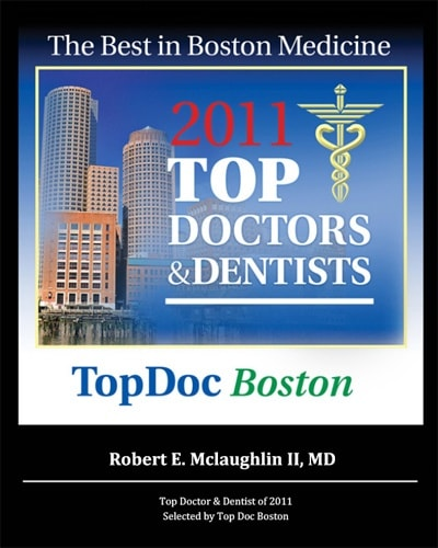 TopDoc Boston 2011 - Robert E. McLaughlin II, MD